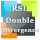 RSI DOUBLE DIVERGENCE indicator and scanner for Multicharts 1 Year license.