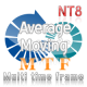 Multi Time Frame MTF Moving average MA indicator Pro for Ninjatrader 8