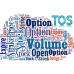 Stock Option data panel indicator for Thinkorswim TOS