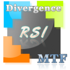 MTF(Multi Time Frame) RSI Divergence indicator, scan, watchlist(custom quotes) for Thinkorswim TOS
